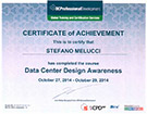 DCProfessionalDevelopment-Data-Center-Design-Awareness